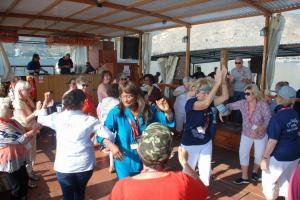 Boat dancing